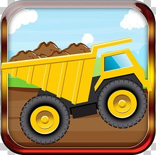 Bulldozer Architectural Engineering Heavy Machinery Tractor Game PNG