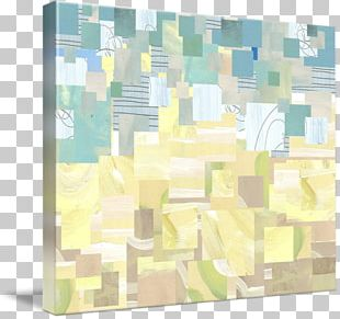 Modern Art Graphic Arts Square Paint PNG