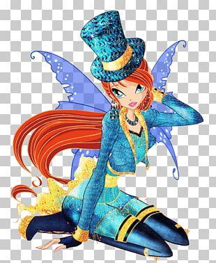 Bloom Musa The Trix Fairy Winx Club PNG