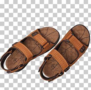 Slipper Flip-flops Sandal Shoe Leather PNG