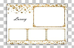 Template Photo Booth PNG