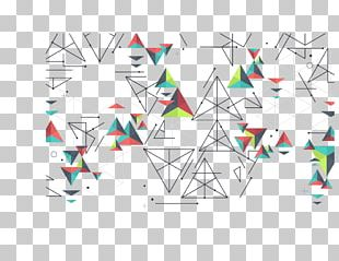 Triangle Geometry PNG