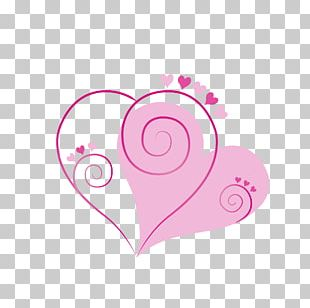 Valentine's Day Paper Wedding Invitation Heart February 14 PNG