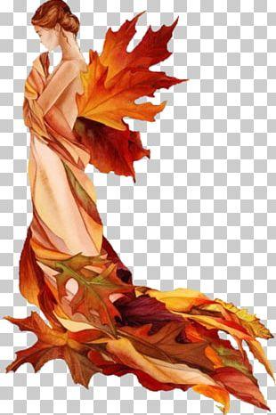 Fairy Elf Autumn Pixie Sprite PNG