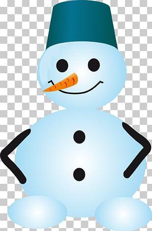 Snowman Christmas Decoration PNG