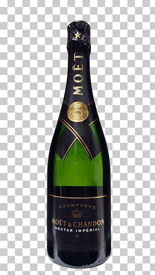 Champagne Sparkling Wine Moët & Chandon Cava DO PNG