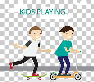 Need For Skateboard Speeding Scooter Kids Kick Scooter PNG
