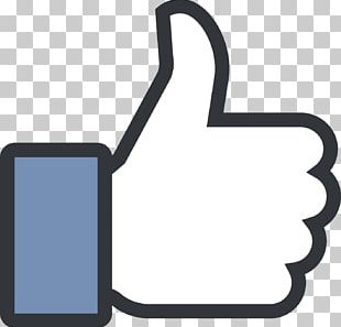 Social Media Facebook City Thumb Signal Like Button PNG