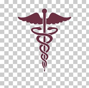 Caduceus As A Symbol Of Medicine Staff Of Hermes Medical College Physician PNG