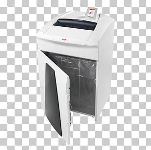 Paper Shredder Document Woodchipper Office Supplies PNG