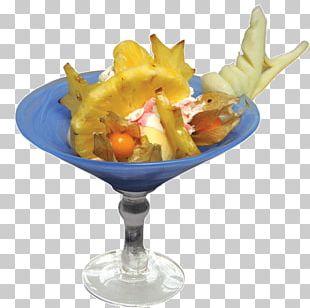 Sundae Cocktail Garnish Fruit Cup Torte PNG