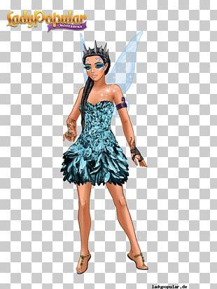 Lady Popular Game Fashion Generic PNG