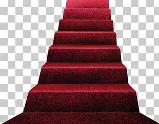 Stair Carpet Red Carpet PNG