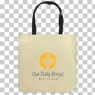 Tote Bag Our Daily Bread Ministries Canvas PNG