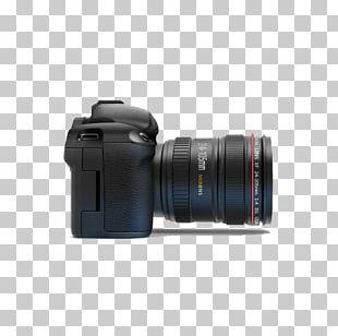 Digital SLR Photographic Film Camera Lens Photography PNG