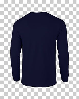 Long-sleeved T-shirt Gildan Activewear PNG