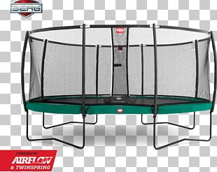 Trampoline Safety Net Enclosure BERG Grand Champion Trampette Jump King PNG