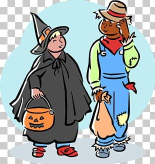 Trick-or-treating Halloween Candy PNG