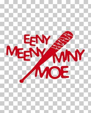 Negan Daryl Dixon Logo The Walking Dead Sticker PNG