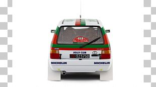 Fiat Uno Rally De Portugal Car Fiat Automobiles Portugalská Rallye 1986 PNG