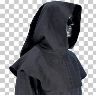 Hood Cloak English Medieval Clothing Cape PNG