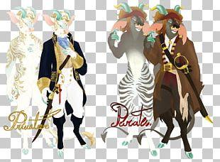 Horse Costume Design Desktop PNG