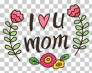 Mother's Day Love PNG