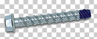 Fastener Screw Anchor Bolt Wall Plug PNG