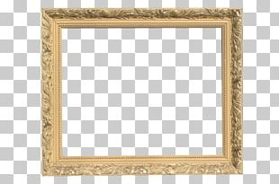 Frames Gold Stock Photography Mirror PNG