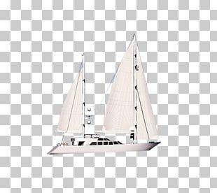 Sailing Ship Yacht Boat PNG