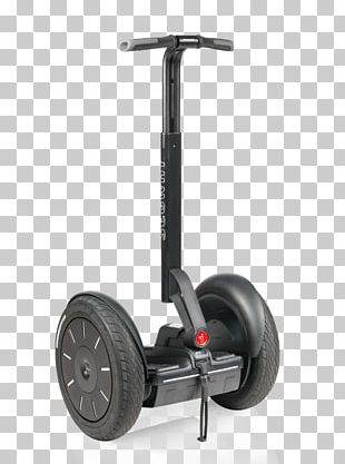 Segway PT Scooter Personal Transporter Car PNG