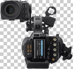 Digital SLR Camera Lens Photography Sony XDCAM PMW-300K1 PNG