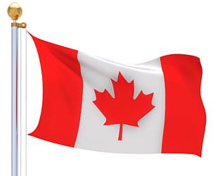 Flag Of Canada National Flag A Mari Usque Ad Mare PNG