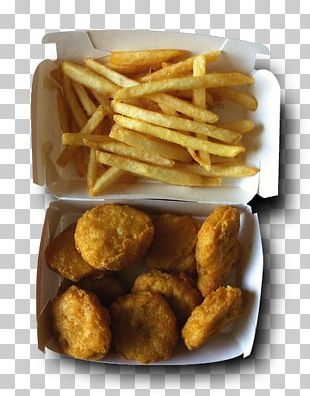 McDonald's Chicken McNuggets Chicken Nugget McDonald's French Fries Fast Food PNG