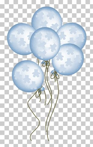 Balloon Infant Child Boy Baby Shower PNG