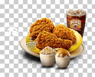 Chicken Nugget Salted Duck Egg Fried Chicken KFC Chicken Fingers PNG