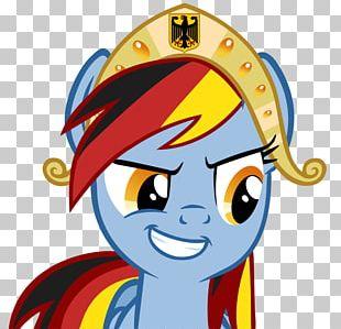 German Empire Rainbow Dash Germany German State Crown PNG