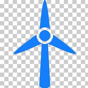 Wind Turbine Wind Power Wind Farm Computer Icons PNG