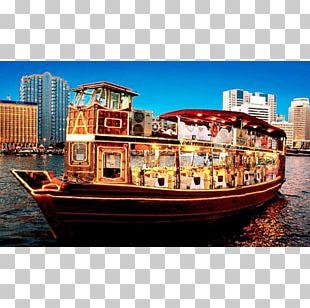 Dubai Creek Dubai Marina Dhow Cruise Dubai Dubai Water Canal Dhow Cruise Tour PNG