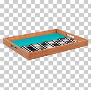 Wood Tray Bed Frame Rectangle PNG