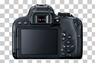 Canon EOS 800D Canon EF-S 18–135mm Lens Digital SLR Camera PNG