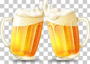 Beer Cup Euclidean Drink PNG