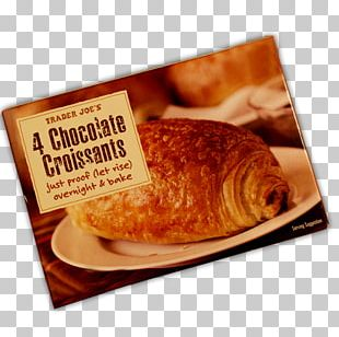 Croissant Danish Pastry Pain Au Chocolat Breakfast Viennoiserie PNG
