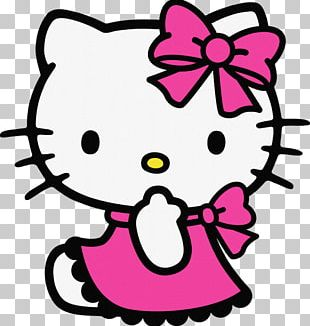 Hello Kitty Party Poster Birthday Photography PNG