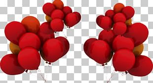Balloon Red PNG