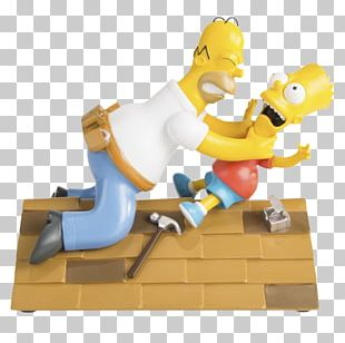 Homer Simpson Bart Simpson Figurine Action & Toy Figures Film PNG