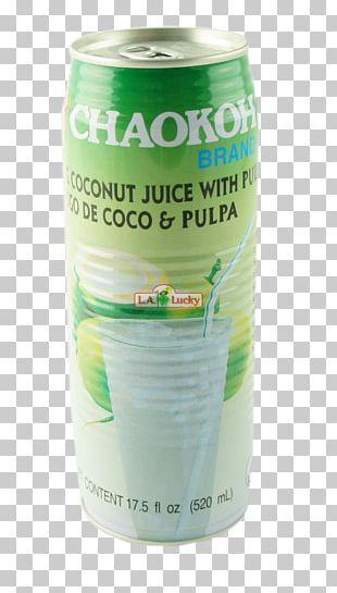 Juice Vesicles Coconut Water Aluminum Can Fluid Ounce PNG