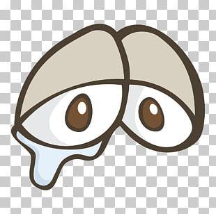 Eye Tears Drawing Sadness PNG