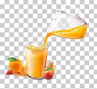 Orange Drink Orange Juice Nectar Compal PNG
