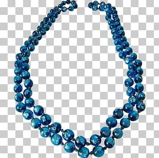 Turquoise Necklace Bead Body Jewellery PNG